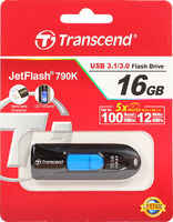 USB флешка Transcend JetFlash 790K 16GB (TS16GJF790K)