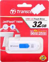USB флешка Transcend JetFlash 790W 32GB (TS32GJF790W)