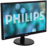"Монитор Philips 243V5LHAB/00(01) 23.6"" Hairline"