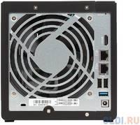 Сетевое хранилище QNAP TS-451+-8G 4 отсека для жестких дисков