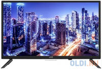 """Телевизор 24"""" JVC LT-24M585 1366x768 60 Гц Smart TV Wi-Fi 3 х HDMI 2 х USB RJ-45 CI"""