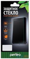 Perfeo защитное стекло Samsung A40 черный Full Screen&Glue (PF_A4995)