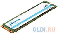 Твердотельный накопитель SSD M.2 1 Tb Crucial MTFDDAV1T0TDL-1AW1ZABYY Read 530Mb/s Write 520Mb/s 3D NAND TLC