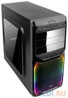 Корпус ATX Aerocool V3X RGB Window Без БП 57813