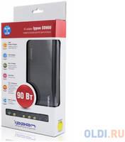 Блок питания для ноутбука Ippon SD90U 90Вт 8 переходников