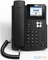 Телефон IP Fanvil X3S 2 линии 2x10/100Mbps цветной LCD