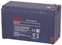 Батарея Powercom PM-12-7.0 12Вт 7.2Ач