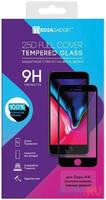 MEDIAGADGET MGFCOA1KFGBK Защитное стекло 2.5D FULL COVER GLASS для Oppo A1K (полноклеевое,черная рамка)
