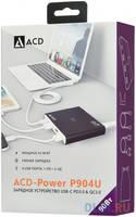 Сетевое зарядное устройство ACD ACD-P904U-V1B 3/2/1.5 А USB-C