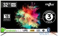"""Телевизор Gazer TV32-HS2G 32"""" Full HD"""