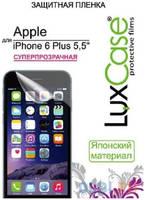 Защитная пленка LuxCase для Apple iPhone 6 Plus 5.5″ Антибликовая