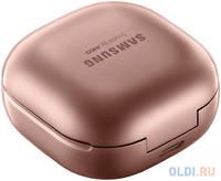 Гарнитура вкладыши Samsung Galaxy Buds Live беспроводные bluetooth в ушной раковине (SM-R180NZNASER)