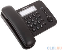 Телефон Panasonic KX-TS2352RUB Flash, Recall, Pause, Память 3, Wall mt.