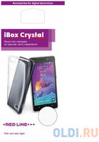 Чехол силикон iBox Crystal для Lenovo A526