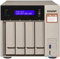 Сетевое хранилище QNAP TVS-473E-8G