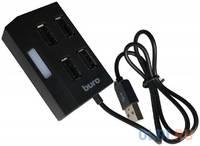 Концентратор USB 2.0 BURO BU-HUB4-U2.0 4 x USB 2.0