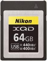 Nikon Карта памяти XQD 64Gb