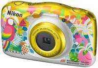 Компактная Nikon COOLPIX W150 (пляжный) с рюкзаком