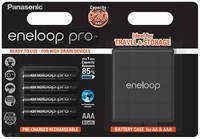 Батареи Ni-Mh Nikon Ni-Mh аккумуляторы eneloop Pro (формат ААА)