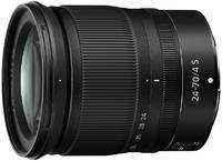 Стандартный Nikon NIKKOR Z 24-70mm f/4 S