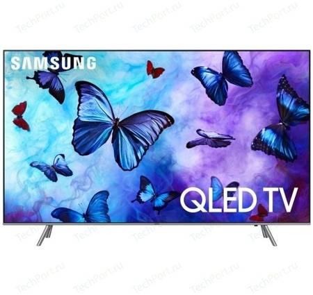 Телевизор Samsung QE65Q6FNAUXRU (65″, 4K, VA, Edge LED, DVB-T2/C/S2, Smart TV)