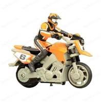 Радиоуправляемый мотоцикл Lishi Toys Benma масштаб 1:43