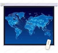 Экран для проектора Cactus CS-PSM-127x127 1:1 настенно-потолочный (моторизованный привод)