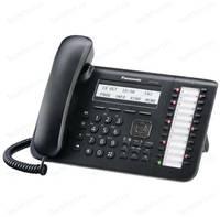 Системный телефон Panasonic KX-DT543RUB