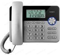 Проводной телефон TeXet TX-259 -серебристый