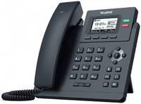 VoIP-телефон Yealink SIP-T31P, 2 линии, PoE, БП в комплекте (SIP-T31P)