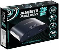 Игровая приставка Магистр Mega Drive 16Bit 250 игр