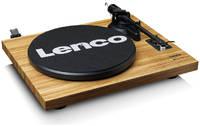 Виниловый проигрыватель Lenco LS-500OK c Bluetooth и комплект динамиков