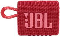 Портативная колонка JBL GO 3 (JBLGO3RED)
