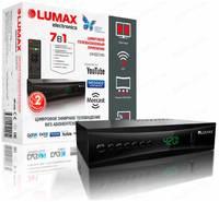Тюнер DVB-T2 Lumax DV-4201HD