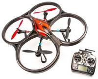 Радиоуправляемый квадрокоптер WL Toys V393 2.4G Quadcopter Brushless