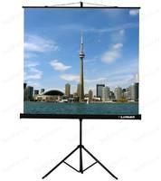 Экран для проектора Lumien Eco View LEV-100103 200х200 1:1 напольный