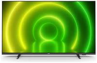 ЖК Телевизор 4K UHD LED Philips на базе ОС Android TV 50PUS7406 50 дюймов 50PUS7406/60