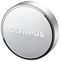 Крышка объектива Olympus LC-48B металлическая серебристая (V325482SW000)