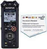 Диктофон Olympus LS-P4 Linear PCM Recorder (V409160BE000)