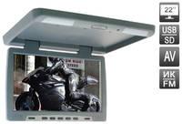 """Автомобильный потолочный монитор 22"""" со встроенным медиаплеером AVIS AVS2220MPP"""