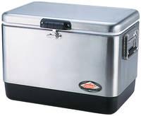 Контейнер изотермический Coleman 54 Quart Stainless Steel Cooler