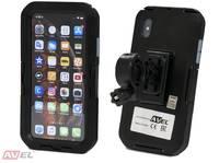 Водонепроницаемый чехол/ держатель для iPhone XS Max на велосипед и мотоцикл