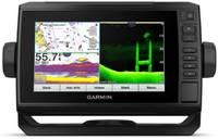 Картплоттер Garmin ECHOMAP UHD 72cv с трансдьюсером GT24UHD-TM