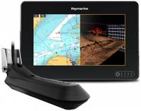 "Raymarine AXIOM 7 RV, Multi-function 7"" Display with RealVision 3D, 600W Sonar with RV-100 transducer"