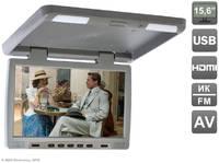 Потолочный автомобильный монитор 15,6″ со встроенным медиаплеером AVIS Electronics AVS115