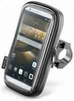 Держатель Interphone для смартфона 6.5 дюймов на руль мотоцикла, велосипеда