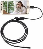 Камера - гибкий эндоскоп USB (Micro USB), 5м, Android/PC