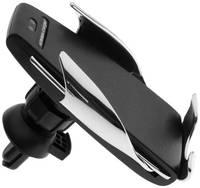 Держатель телефона в дефлектор, беспроводная зарядка, сенсорный захват 6-9.5 см
