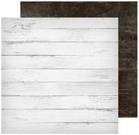 Фотофон двусторонний «Доски белые?доски черные, 45 ? 45 см