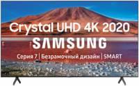 "Samsung 75"" серия 7 Crystal UHD 4K Smart TV TU7100"